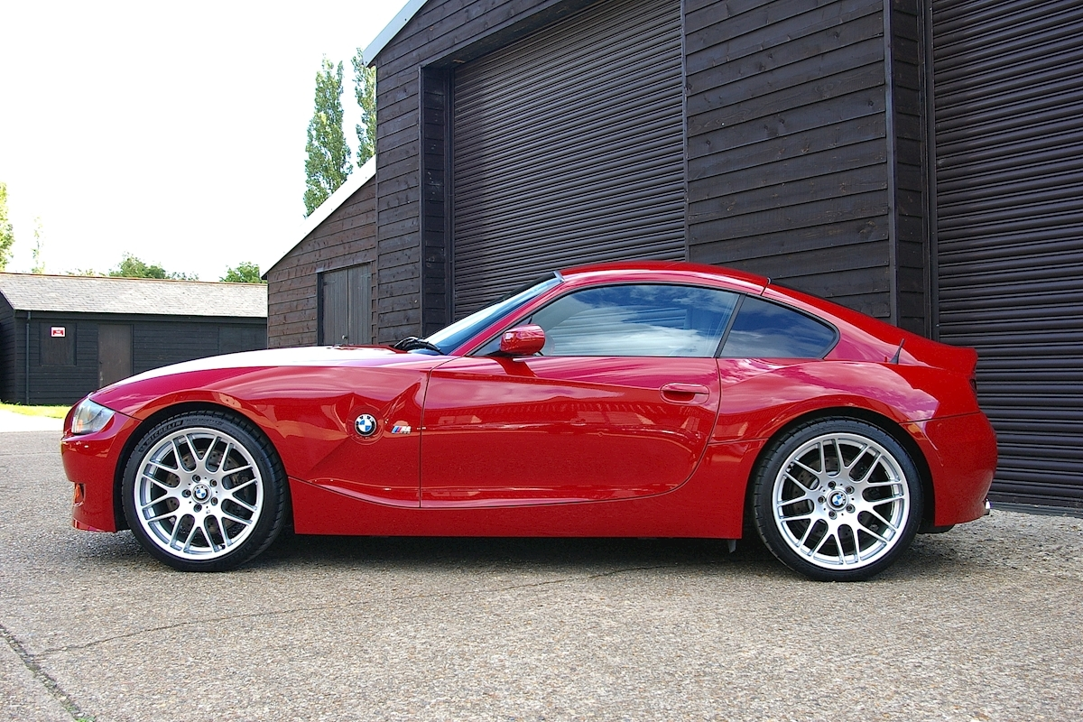 BMW M Coupe For Sale >> Used Bmw Z Series Z4 M Coupe 6 Speed Manual | Seymour Pope