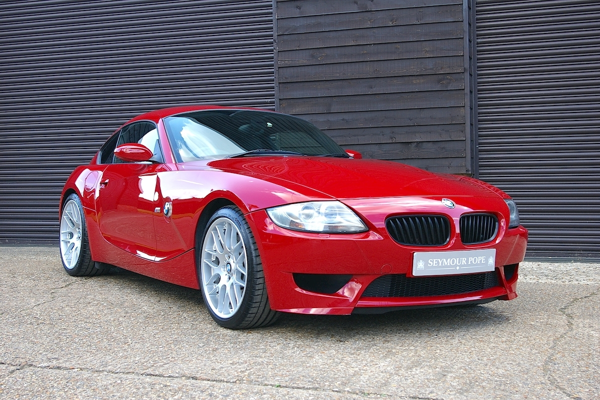 Used Bmw Z Series Z4 M Coupe 6 Speed Manual Seymour Pope