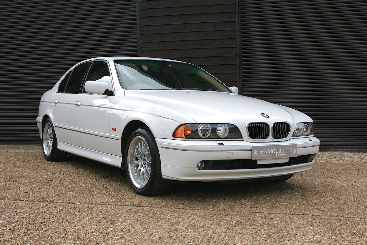 used bmw 5 series e39 540i highline automatic saloon seymour pope. Black Bedroom Furniture Sets. Home Design Ideas