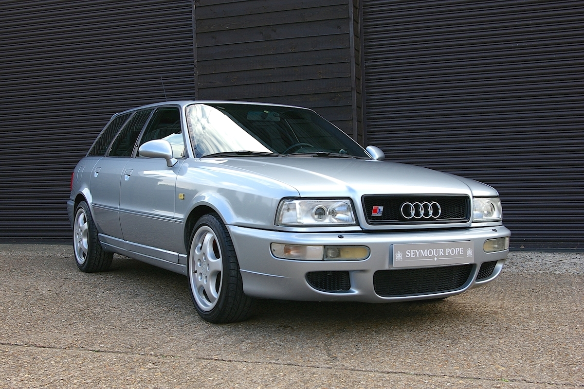 Audi 80 RS2 20V Turbo Quattro Avant 6 Speed Manual LHD - Large 0