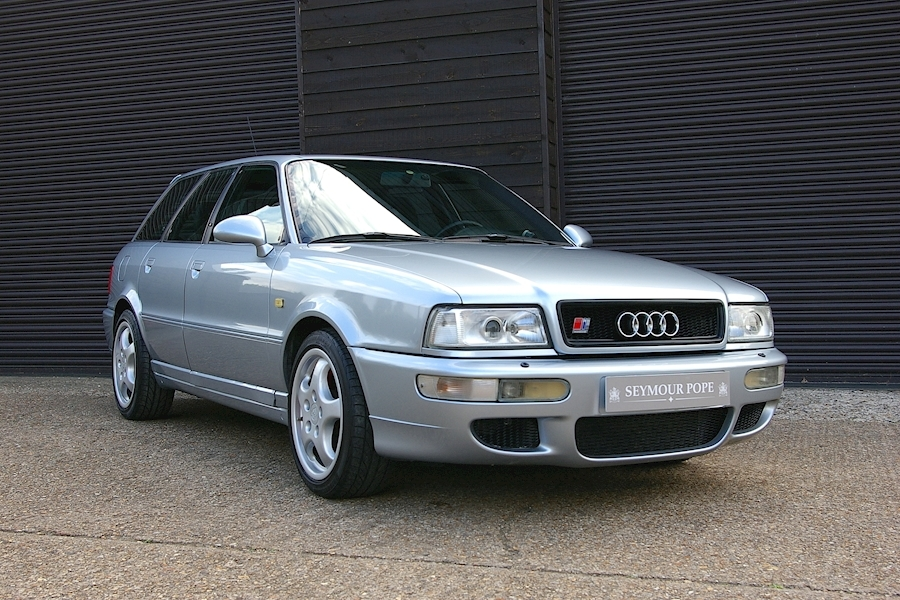 80 RS2 20V Turbo Quattro Avant 6 Speed Manual LHD 2200 5dr Estate Manual Petrol