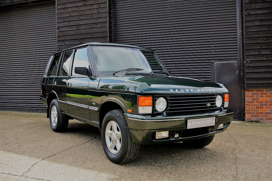 Land Rover Range Rover CLASSIC 3.9 V8 AUTOMATIC SWB SPECIAL EDITION TWR
