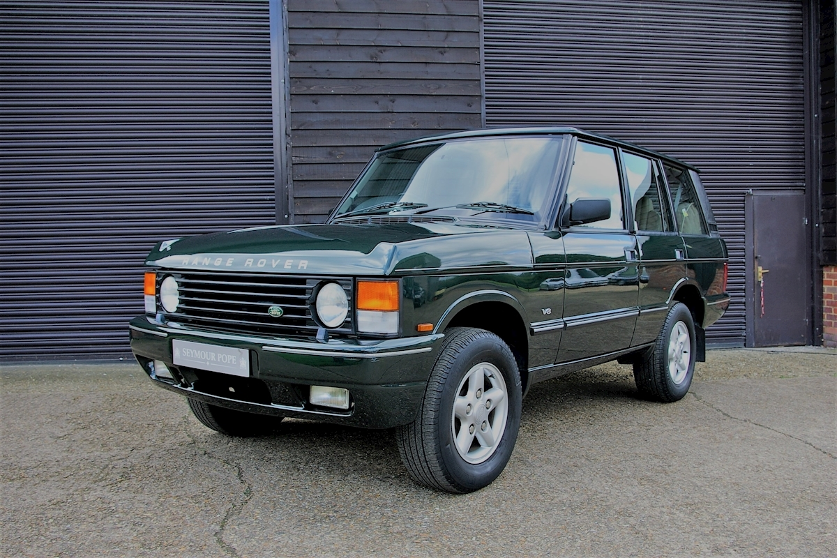 used land rover range rover classic 3 9 v8 automatic swb. Black Bedroom Furniture Sets. Home Design Ideas