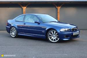 3 Series M3 Coupe 3.2 Manual Petrol