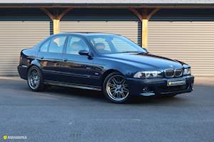 5 Series M5 Saloon 4.9 Manual Petrol