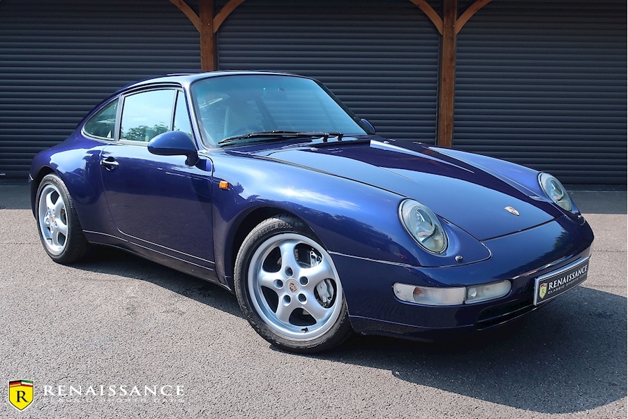 911 (993) Carrera 4 3.6 2dr Coupe Manual Petrol