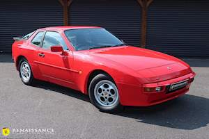 944 2.5 Coupe Manual