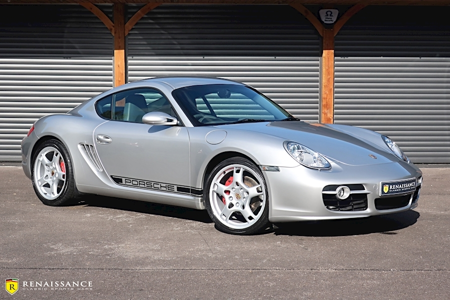 Cayman 24V S Coupe 3.4 Manual Petrol
