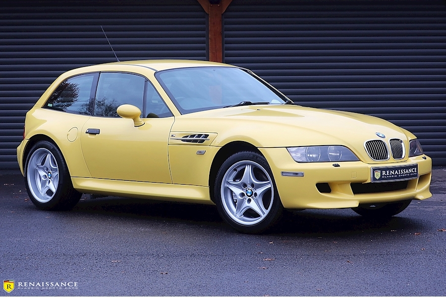 Z Series M Coupe 3.2 2dr Coupe Manual Petrol
