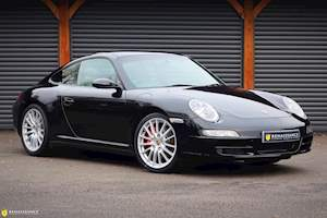911 (997) Carrera 4 S 3.8 2dr Coupe Manual Petrol