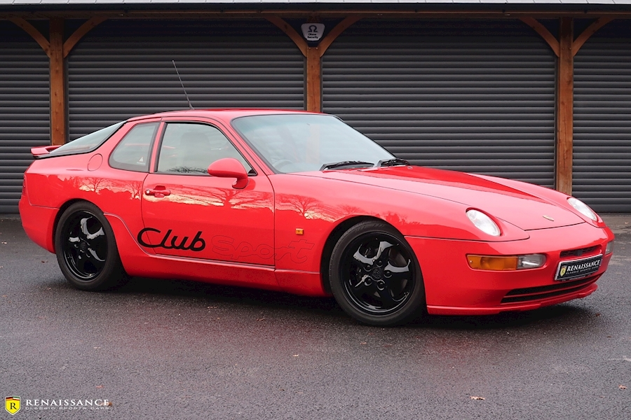 968 Clubsport 3.0 2dr Coupe Manual Petrol