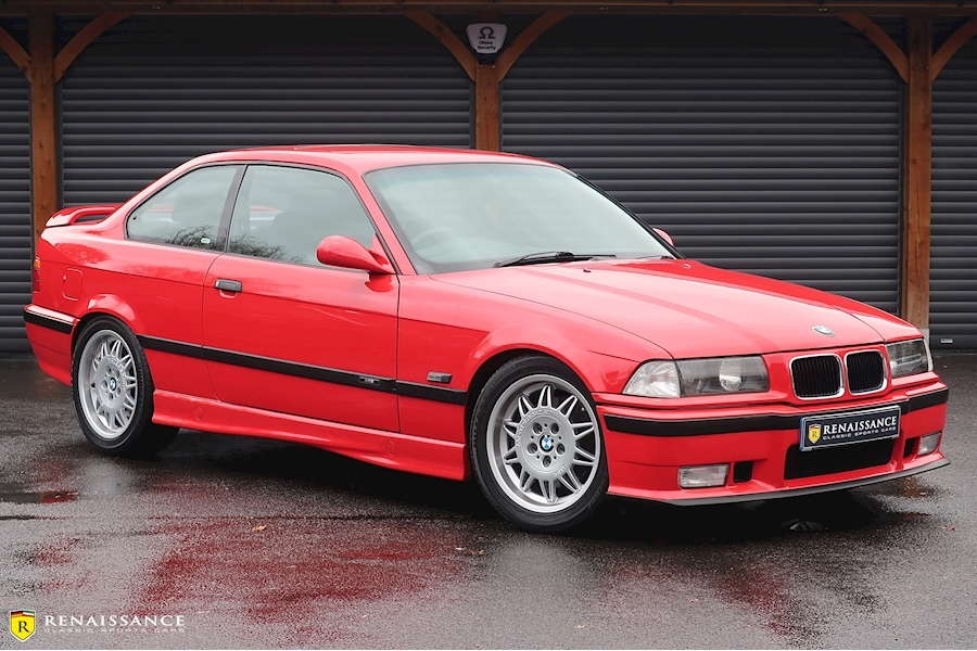 BMW E36 3 Series M3 3.0 2dr Coupe Manual Petrol