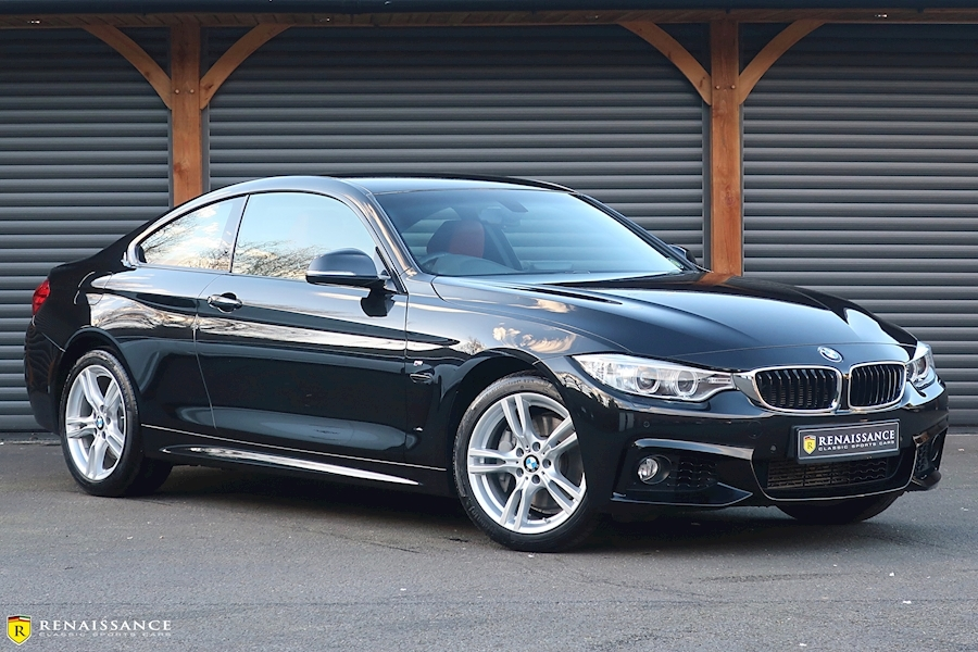 BMW 435D Xdrive M Sport Coupe 3.0 Automatic Diesel