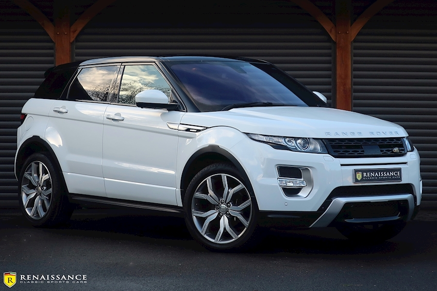 Range Rover Evoque Sd4 Autobiography Estate 2.2 Automatic Diesel