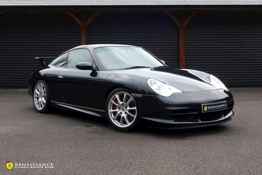 911 GT3 3.6 2dr Coupe Manual Petrol