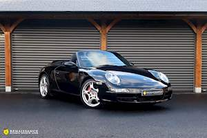 911 Carrera 2S Tiptronic S 3.8 2dr Convertible Automatic Petrol