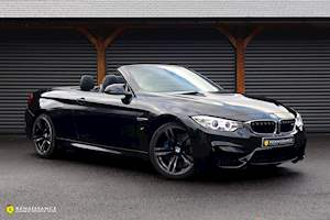 4 Series M4 Convertible 3.0 Semi Auto Petrol
