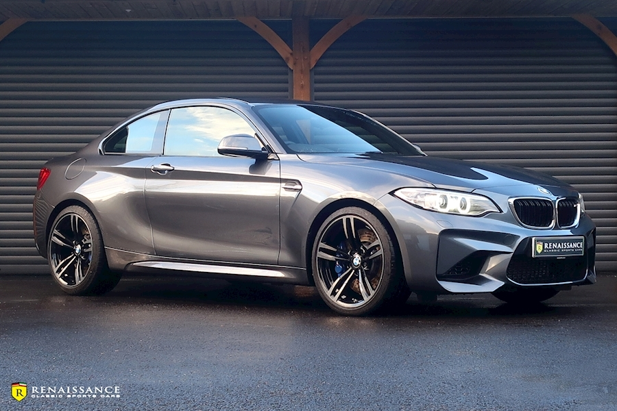 Bmw 2 Series M2 Coupe 3.0 Manual Petrol