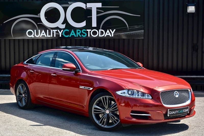 Jaguar XJ 5.0 V9 S/C Supersport