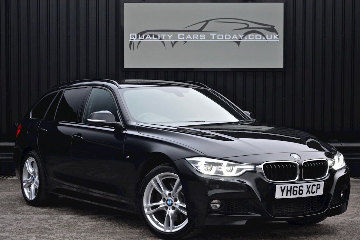 Used Bmw 335D Xdrive M Sport Touring *1 Owner + VAT Q* For Sale ...