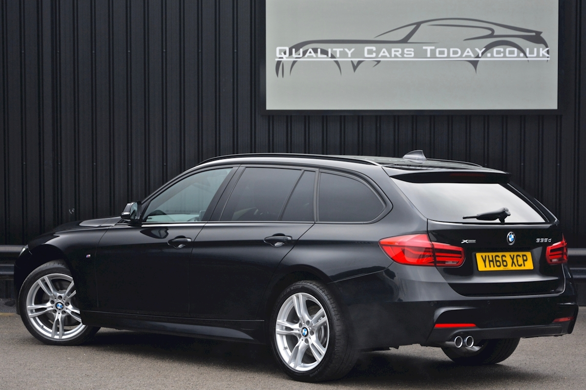 Used Bmw 335d Xdrive M Sport Touring 1 Owner Vat Q For