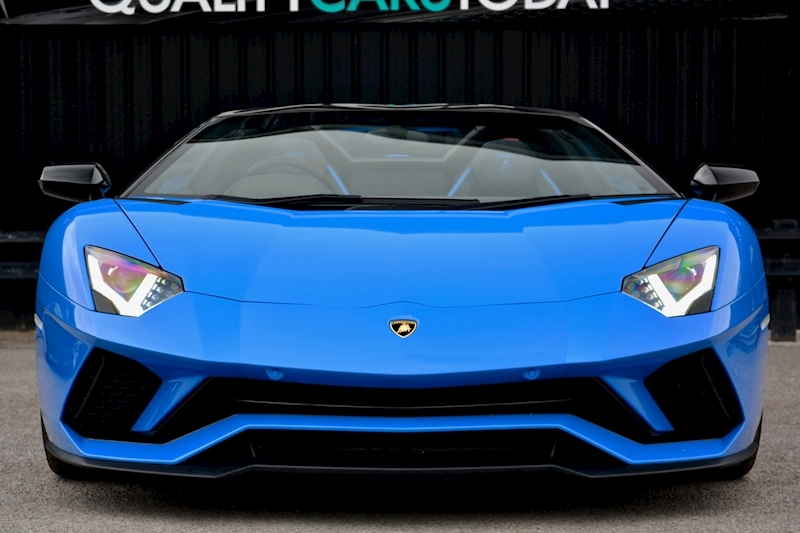 Lamborghini Aventador S Roadster Huge Specfication + £350k List Price Image 3