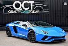 Lamborghini Aventador S Roadster Huge Specfication + £350k List Price - Thumb 0
