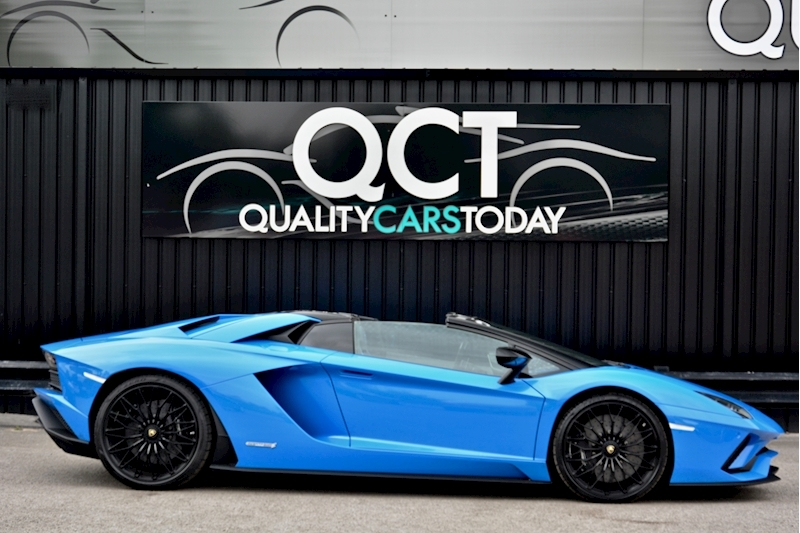 Lamborghini Aventador S Roadster Huge Specfication + £350k List Price Image 5