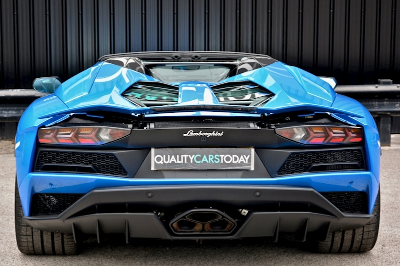 Lamborghini Aventador S Roadster Huge Specfication + £350k List Price Image 4