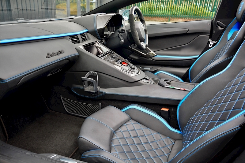Lamborghini Aventador S Roadster Huge Specfication + £350k List Price Image 2