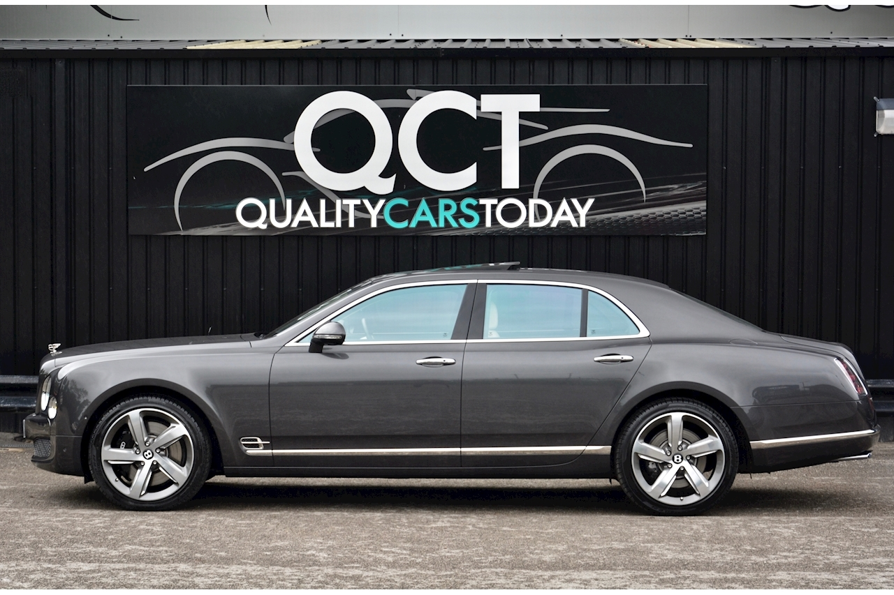 Bentley Mulsanne Speed Mulsanne Speed V8 Speed 6.8 2dr Saloon Automatic Petrol - Large 1