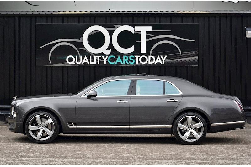 Bentley Mulsanne Speed Mulsanne Speed V8 Speed 6.8 2dr Saloon Automatic Petrol Image 1