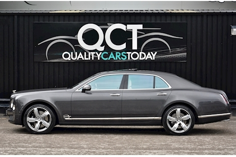 Mulsanne Speed V8 Speed 6.8 2dr Saloon Automatic Petrol