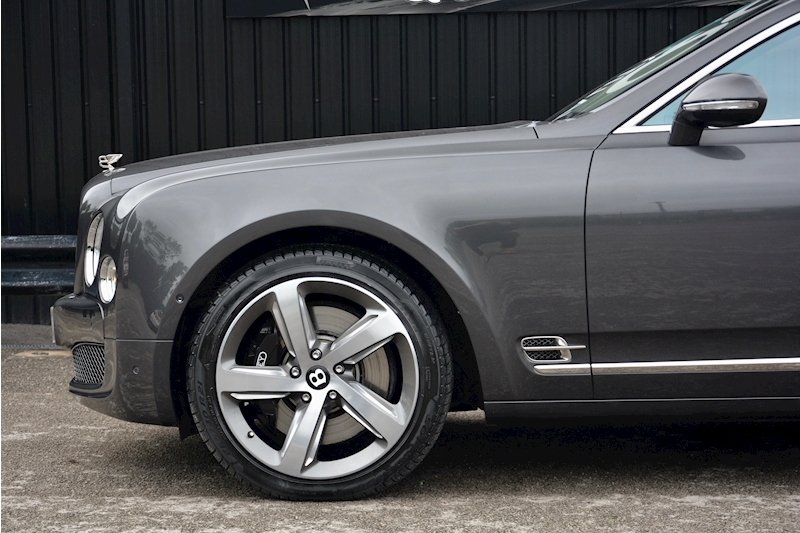 Bentley Mulsanne Speed Mulsanne Speed V8 Speed 6.8 2dr Saloon Automatic Petrol Image 12
