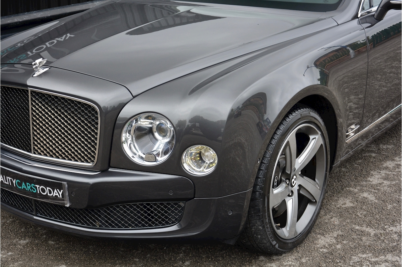 Bentley Mulsanne Speed Mulsanne Speed V8 Speed 6.8 2dr Saloon Automatic Petrol - Large 11
