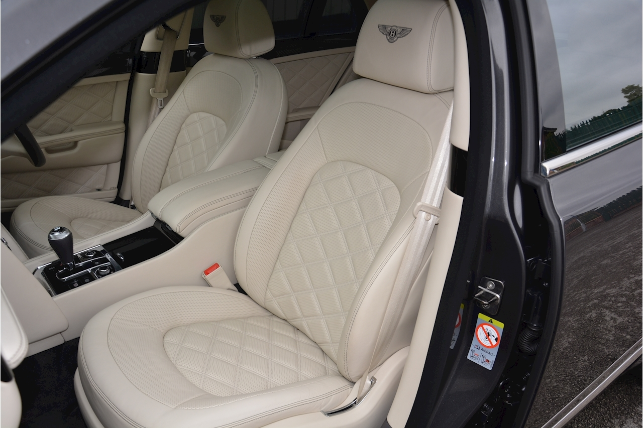 Bentley Mulsanne Speed Mulsanne Speed V8 Speed 6.8 2dr Saloon Automatic Petrol - Large 6