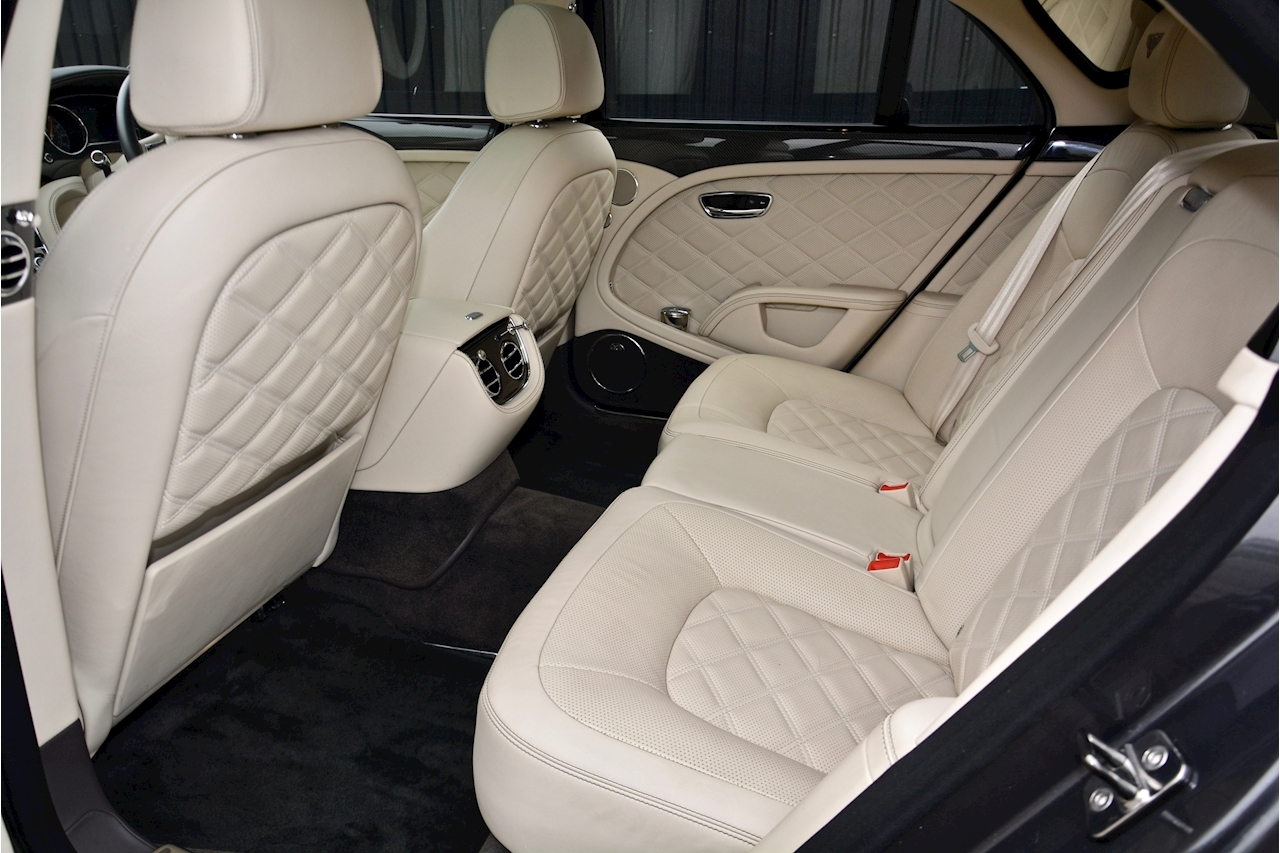 Bentley Mulsanne Speed Mulsanne Speed V8 Speed 6.8 2dr Saloon Automatic Petrol - Large 7
