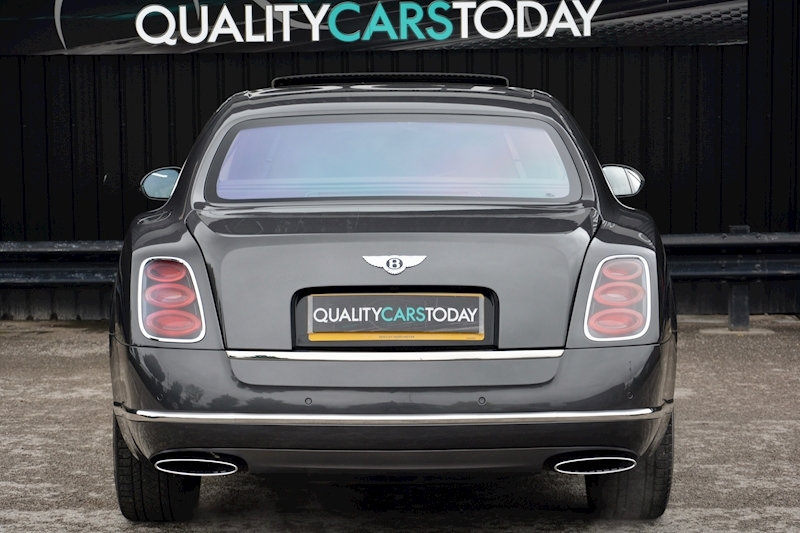 Bentley Mulsanne Speed Mulsanne Speed V8 Speed 6.8 2dr Saloon Automatic Petrol Image 4