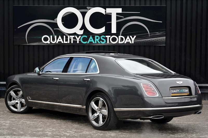 Bentley Mulsanne Speed Mulsanne Speed V8 Speed 6.8 2dr Saloon Automatic Petrol Image 9