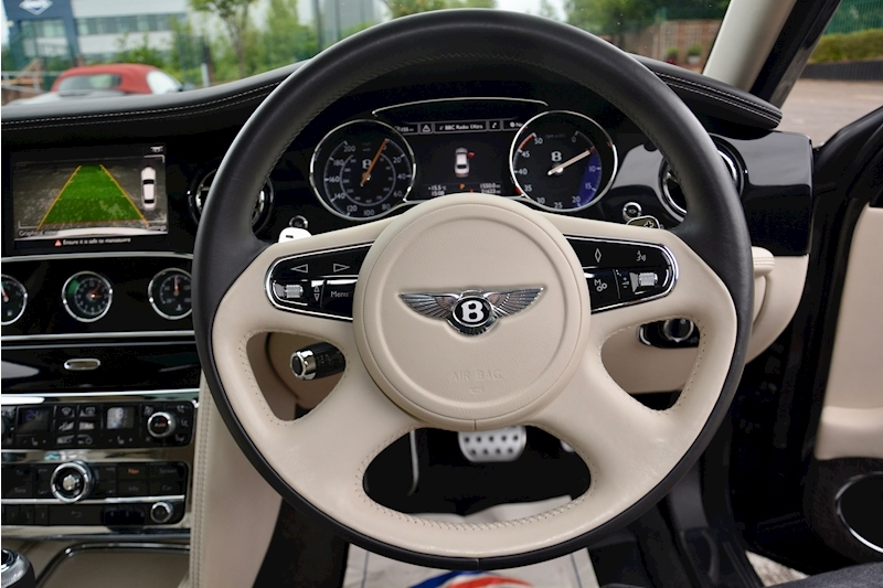 Bentley Mulsanne Speed Mulsanne Speed V8 Speed 6.8 2dr Saloon Automatic Petrol Image 41