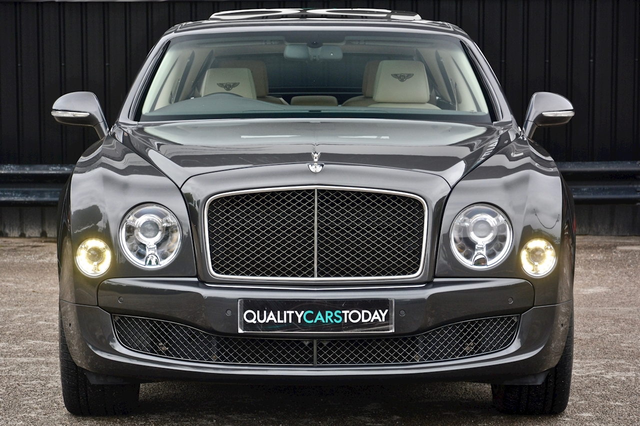 Bentley Mulsanne Speed Mulsanne Speed V8 Speed 6.8 2dr Saloon Automatic Petrol - Large 3
