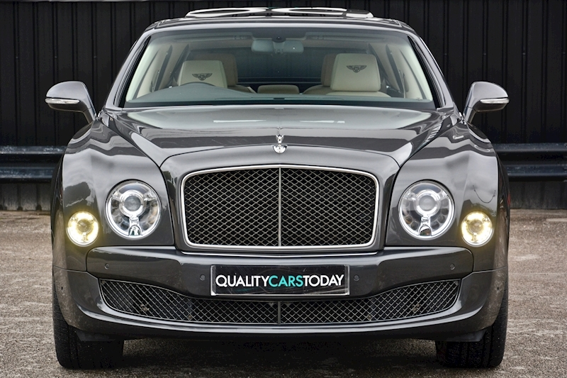 Bentley Mulsanne Speed Mulsanne Speed V8 Speed 6.8 2dr Saloon Automatic Petrol Image 3