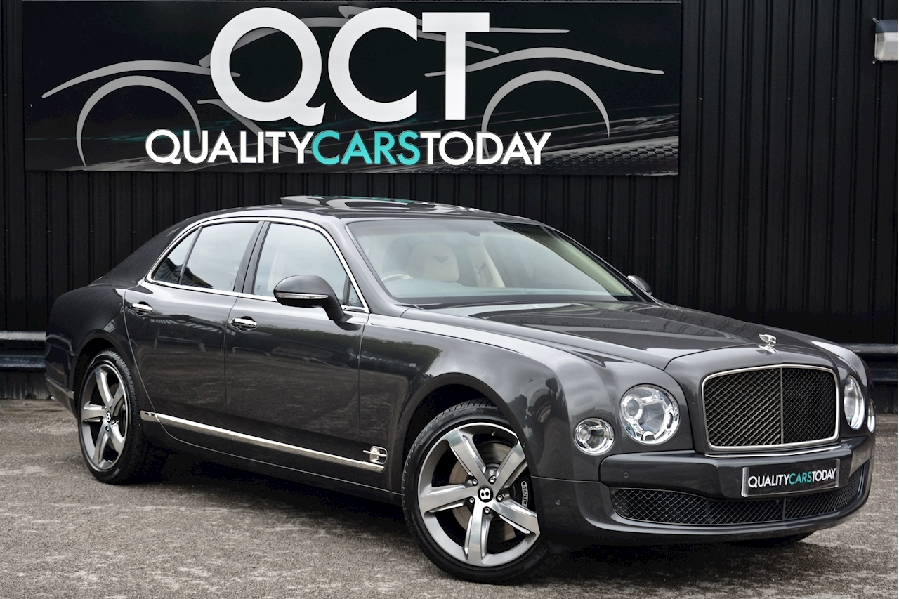 Bentley Mulsanne Speed Mulsanne Speed V8 Speed 6.8 2dr Saloon Automatic Petrol - Large 0