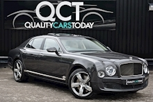 Bentley Mulsanne Speed Mulsanne Speed V8 Speed 6.8 2dr Saloon Automatic Petrol - Thumb 0