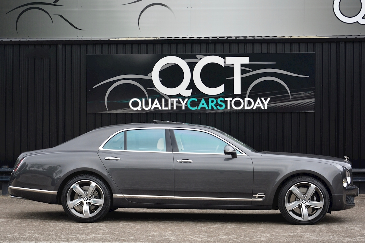 Bentley Mulsanne Speed Mulsanne Speed V8 Speed 6.8 2dr Saloon Automatic Petrol - Large 8