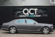 Bentley Mulsanne Speed Mulsanne Speed V8 Speed 6.8 2dr Saloon Automatic Petrol - Thumb 8