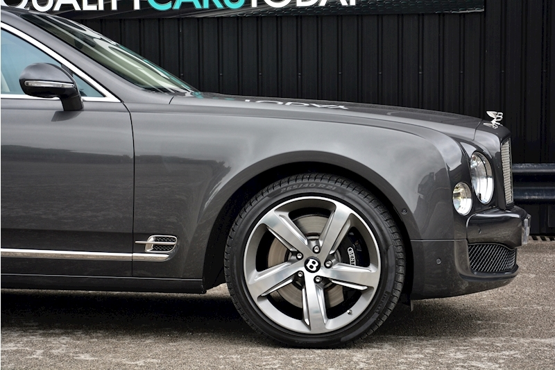 Bentley Mulsanne Speed Mulsanne Speed V8 Speed 6.8 2dr Saloon Automatic Petrol Image 47