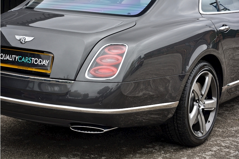 Bentley Mulsanne Speed Mulsanne Speed V8 Speed 6.8 2dr Saloon Automatic Petrol Image 45
