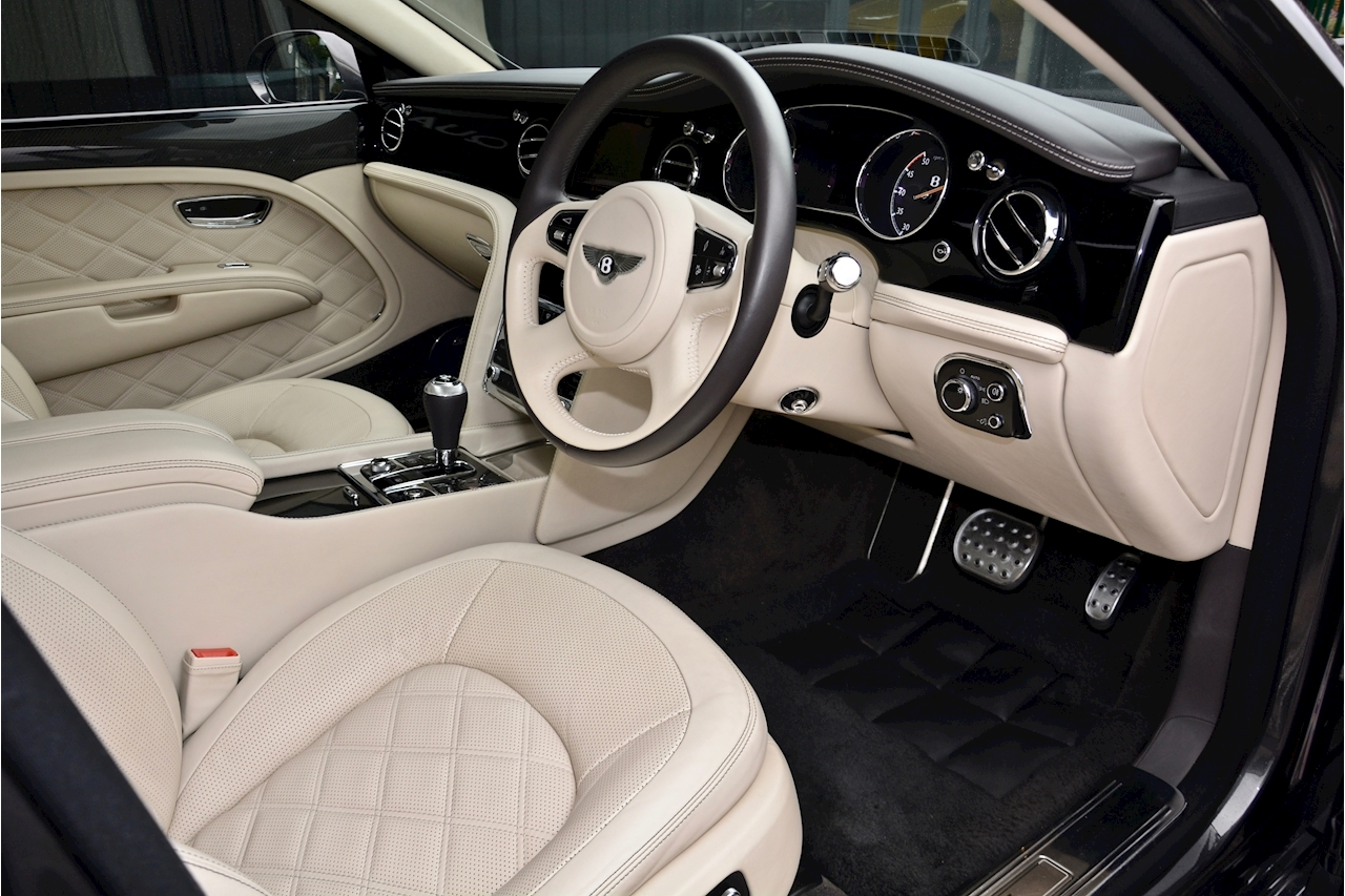 Bentley Mulsanne Speed Mulsanne Speed V8 Speed 6.8 2dr Saloon Automatic Petrol - Large 56