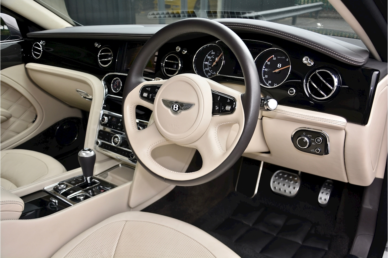 Bentley Mulsanne Speed Mulsanne Speed V8 Speed 6.8 2dr Saloon Automatic Petrol - Large 57